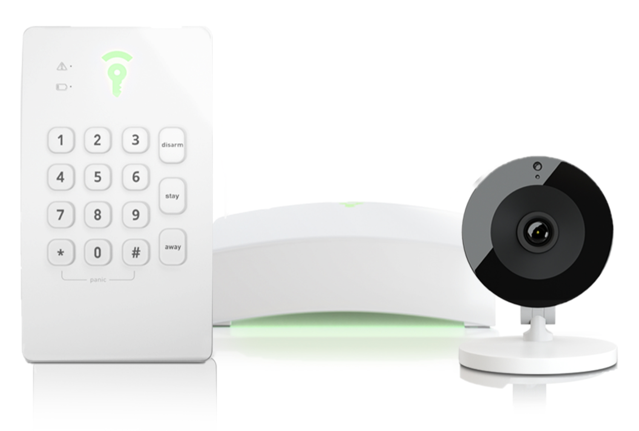 Frontpoint wireless security. 96% of customers would recommend to friends or family.